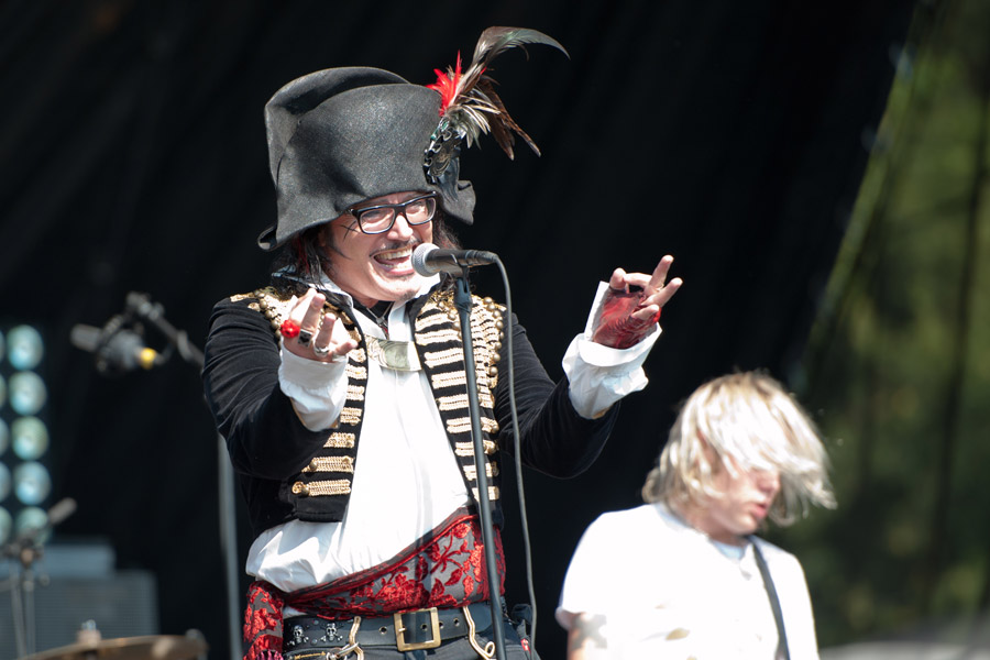 Adam Ant at Music Midtown