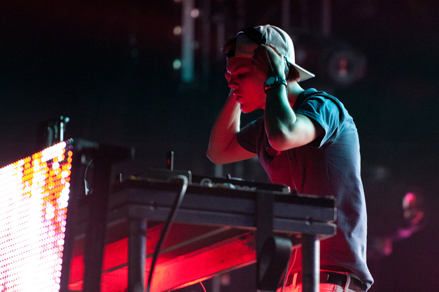 Avicii at CounterPoint Festival