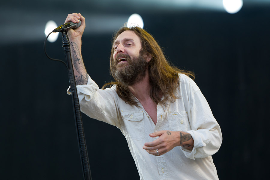 The Black Crowes at Hangout Music Fest