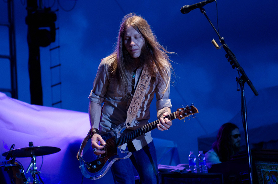 Blackberry Smoke at Toadlick Music festival_