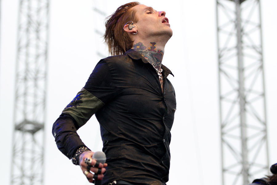 Buckcherry at Carolina Rebellion