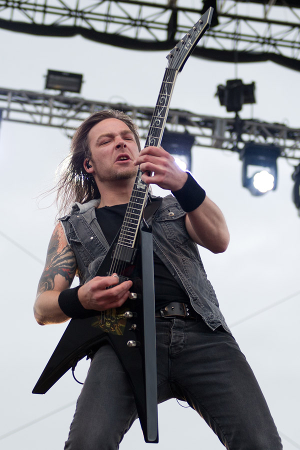 Bullet for My Valentine at Carolina Rebellion