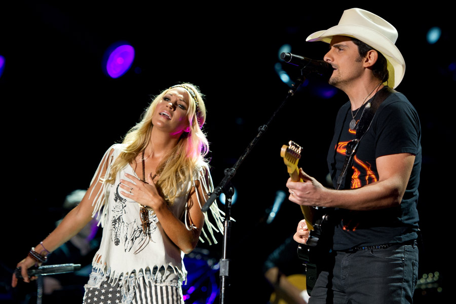 Carrie Underwood at CMA Festival