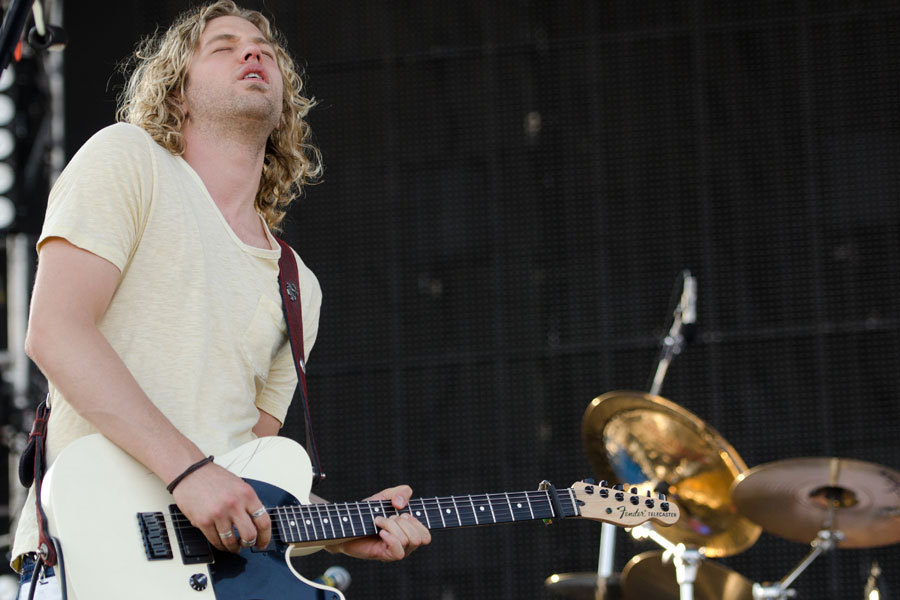 Casey James at BamaJam Music Festival
