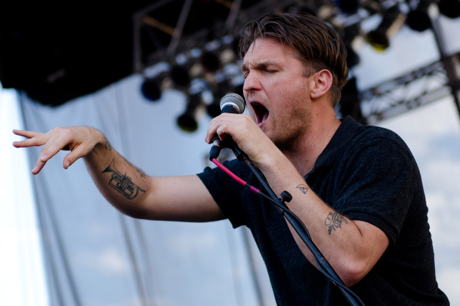 Cold War Kids at Beale Street Music Festival