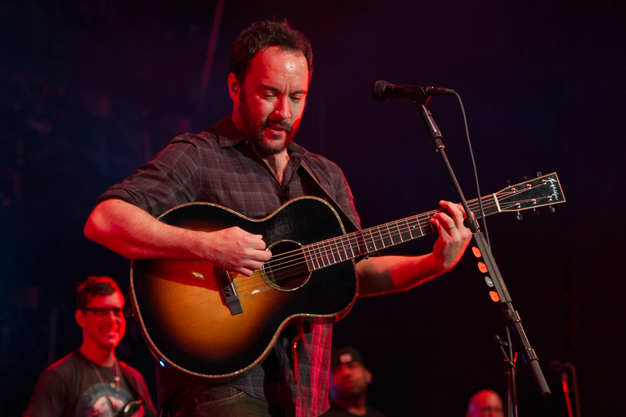 Dave Matthews Band at Centennial Park