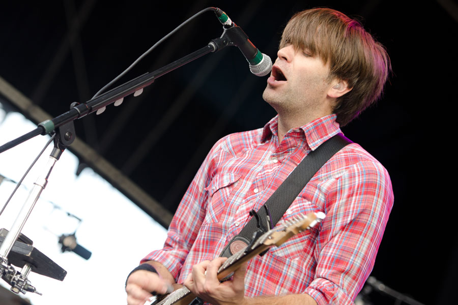Death Cab for Cutie at Firefly Music Festival
