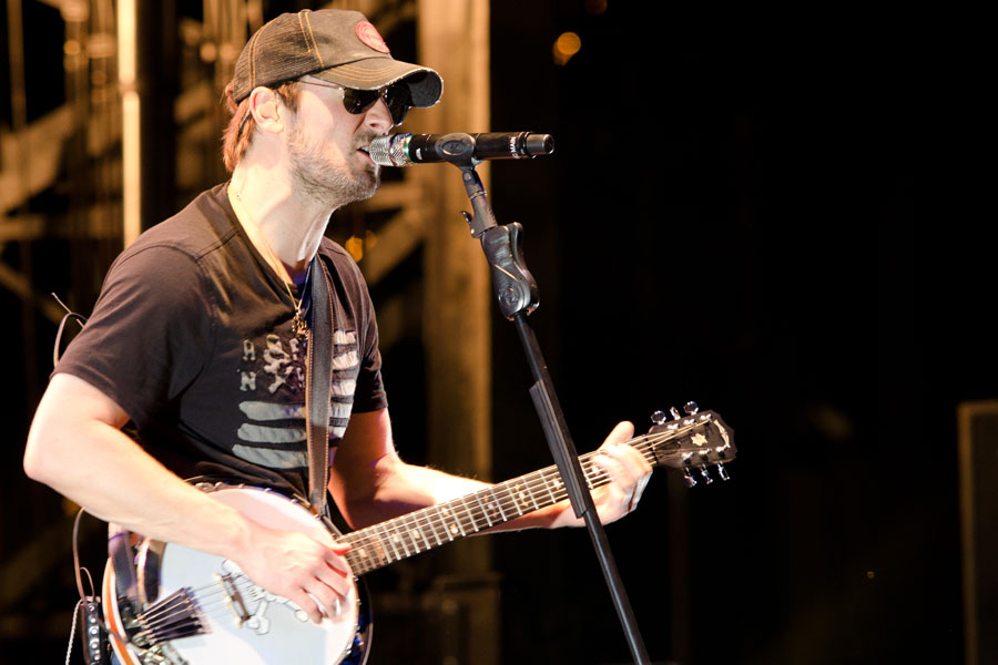 Eric Church at BamaJam Music Festival