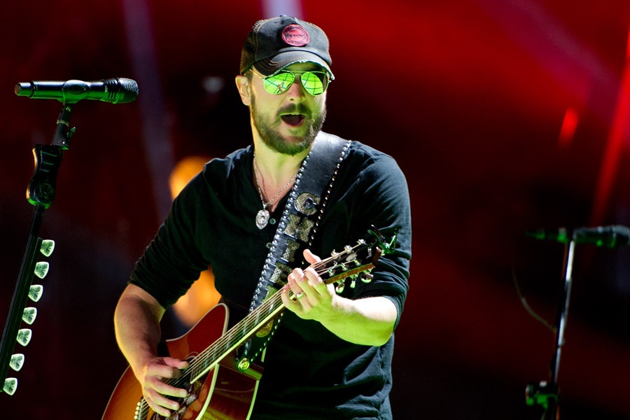 Eric Church at CMA Festival