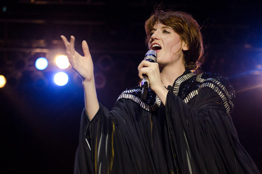 Florence and the Machine at Beale Street Music Festival