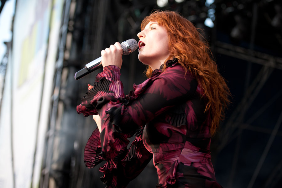 Florence and the Machine at Music Midtown