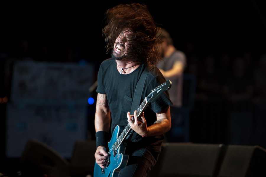 Foo Fighters at Music Midtown