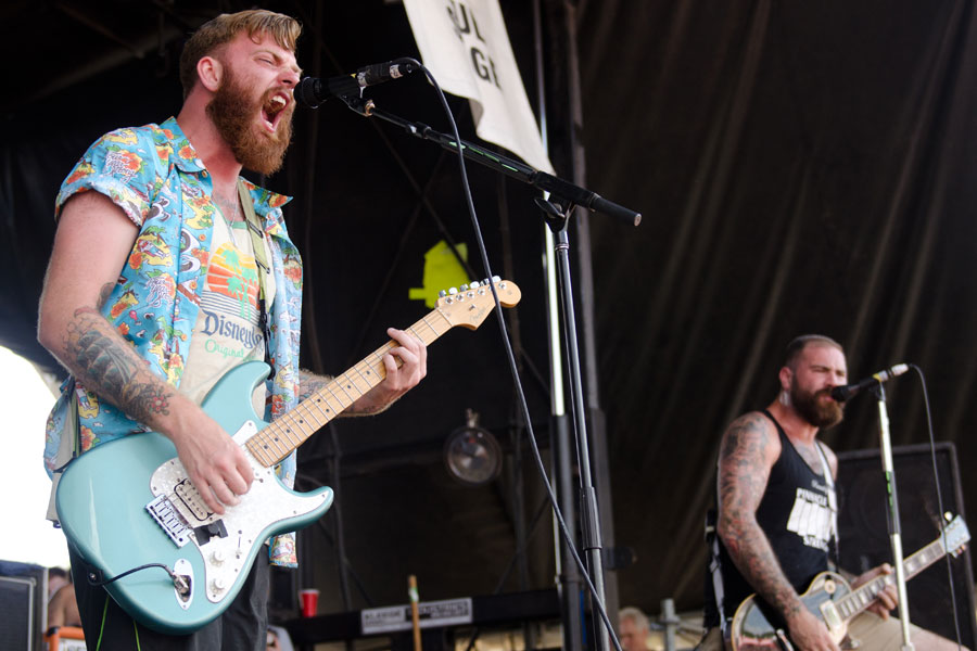 Four Year Strong at Vans Warped Tour