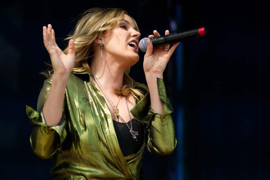 Grace Potter & The Nocturnals at Capital One JamFest