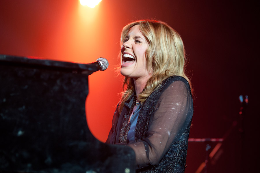 Grace Potter at Star 94 Jingle Jam