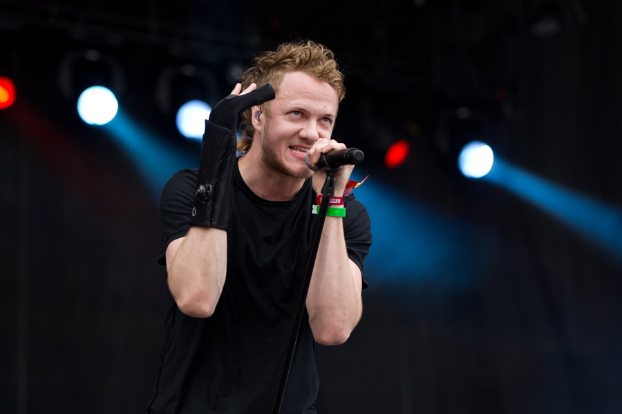Imagine Dragons at Hangout Festival