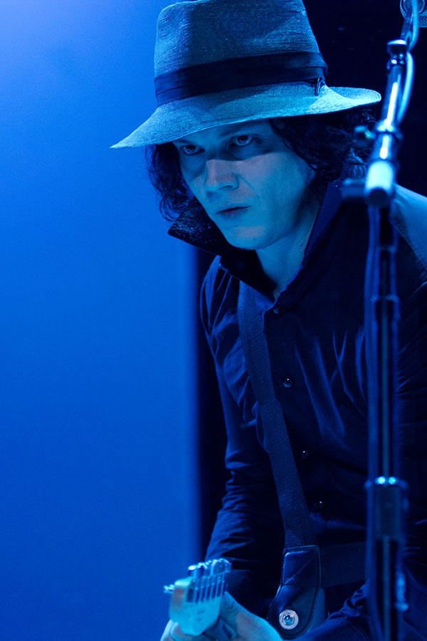 Jack White at Firefly Music Festival