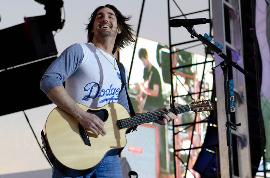 Jake Owen at Toadlick Music Festival