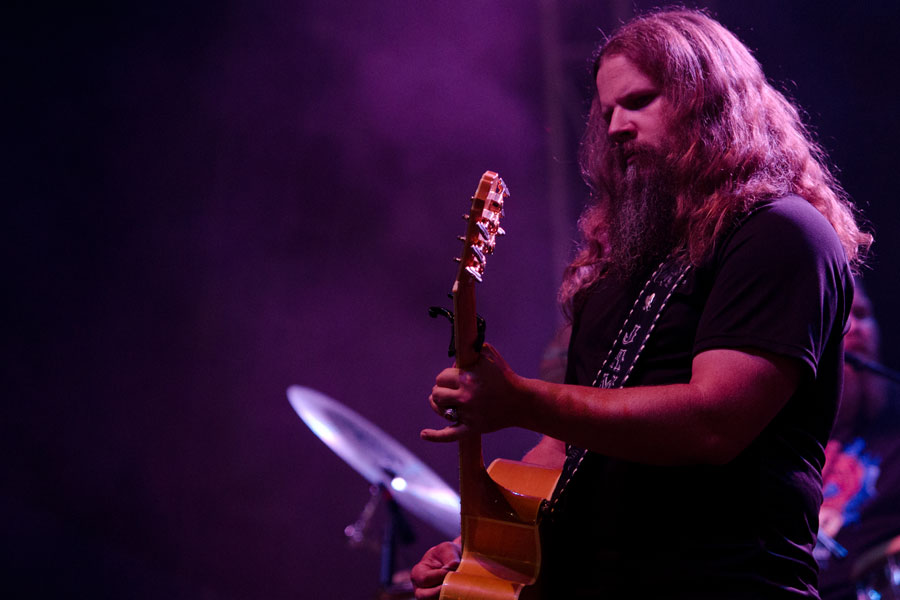Jamey Johnson at BamaJam Music Festival