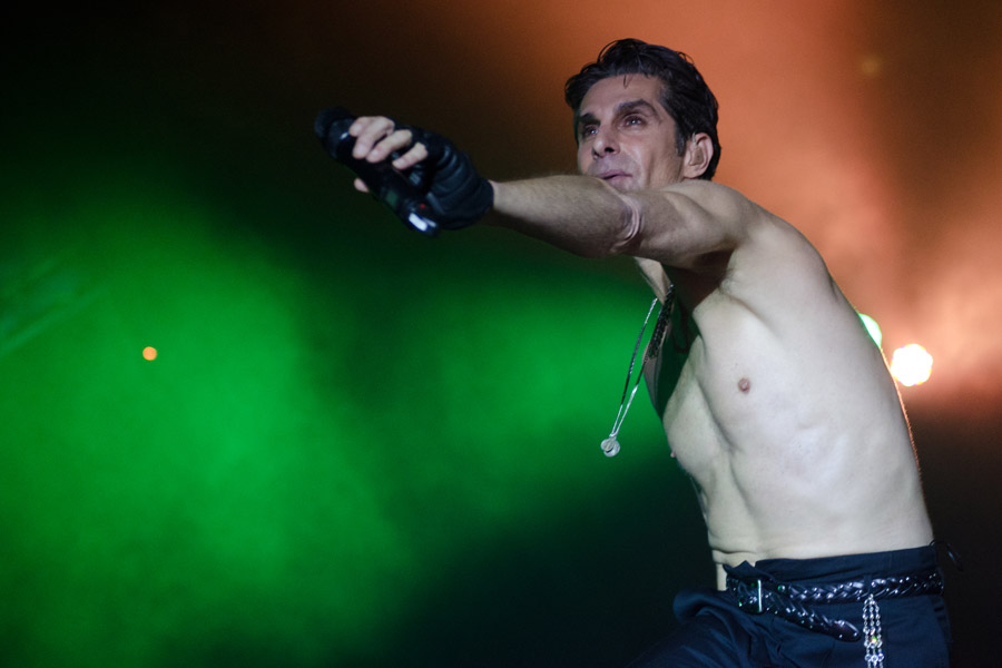 Jane's Addiction at Beale Street Music Festival