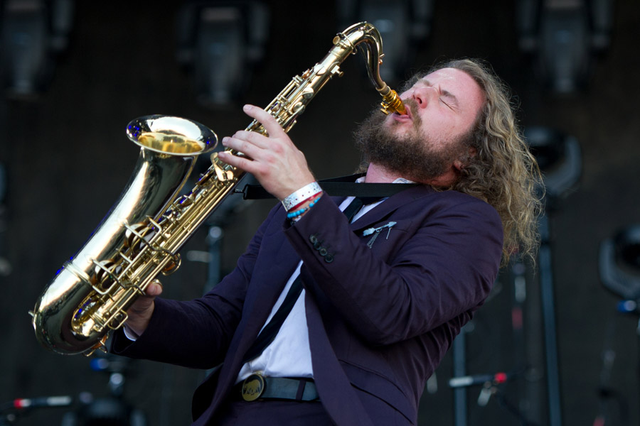 Jim James at Hangout Music Fest