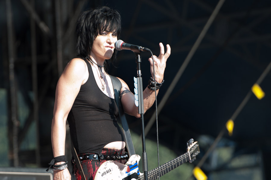 Joan Jett at Music Midtown