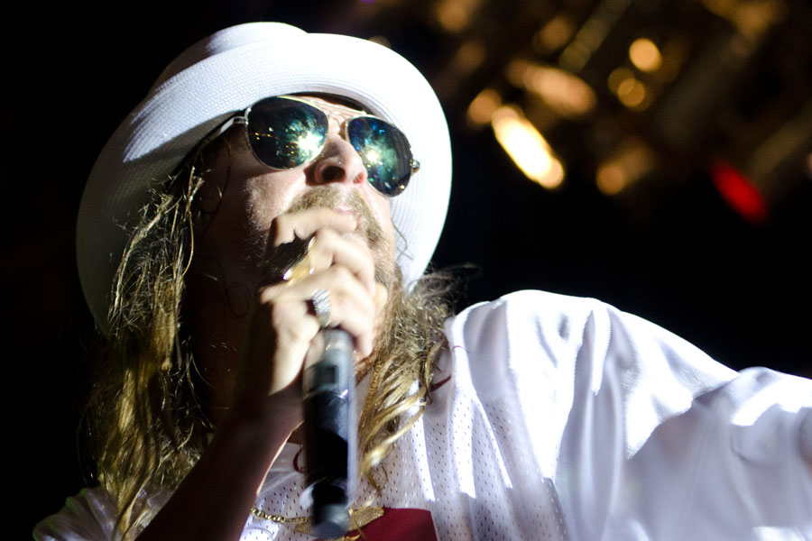 Kid Rock at BamaJam Music Festival