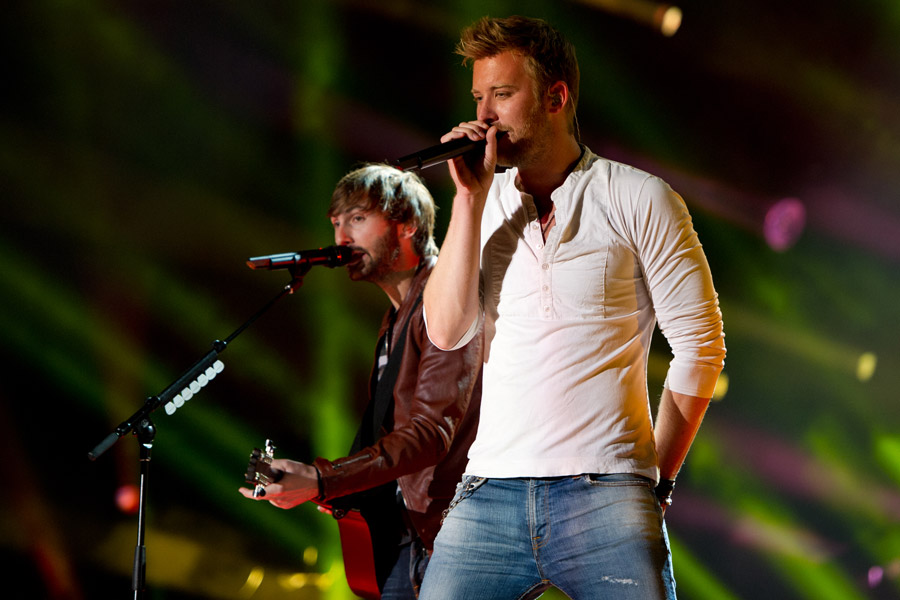 Lady Antebellum at CMA Festival