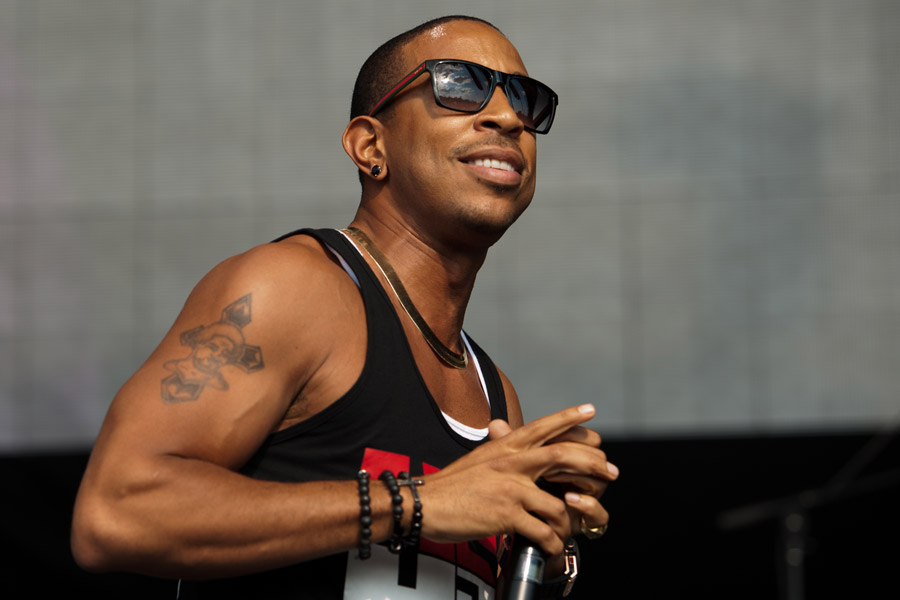 Ludacris at Music Midtown