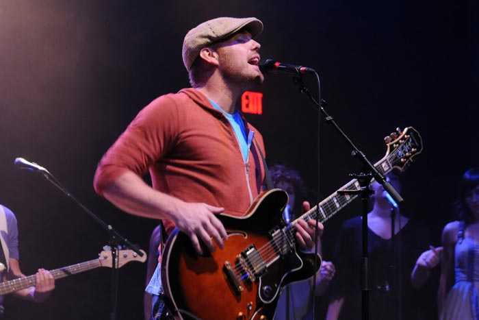 Marc Broussard at Georgia Theatre
