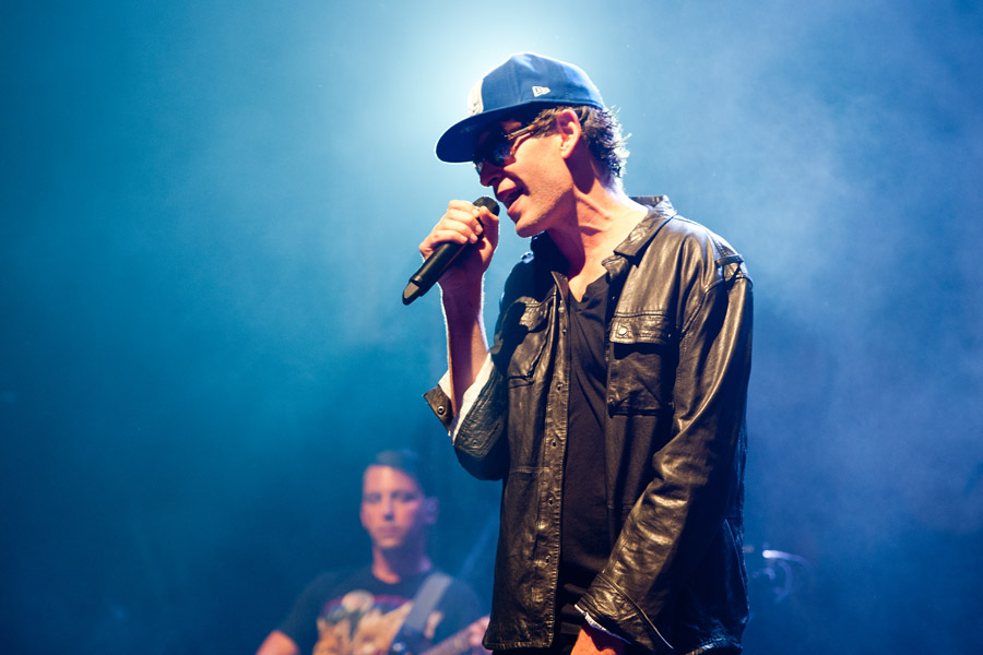 Matisyahu at Georgia Theatre