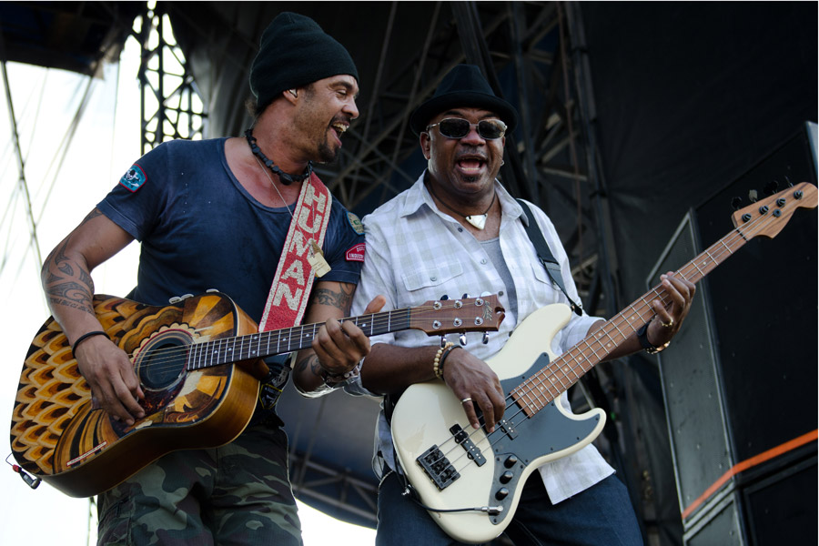 Michael Franti & Spearhead at Beale Street Music Festival