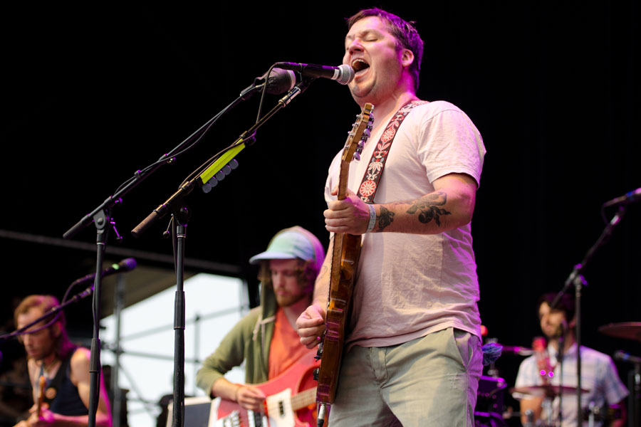 Modest Mouse at Firefly Music Festival