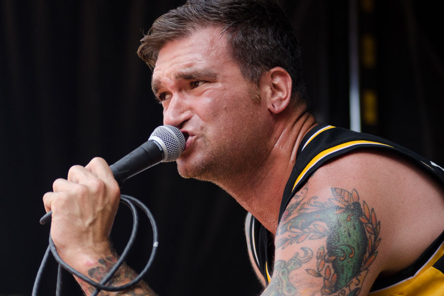 New Found Glory at Vans Warped Tour