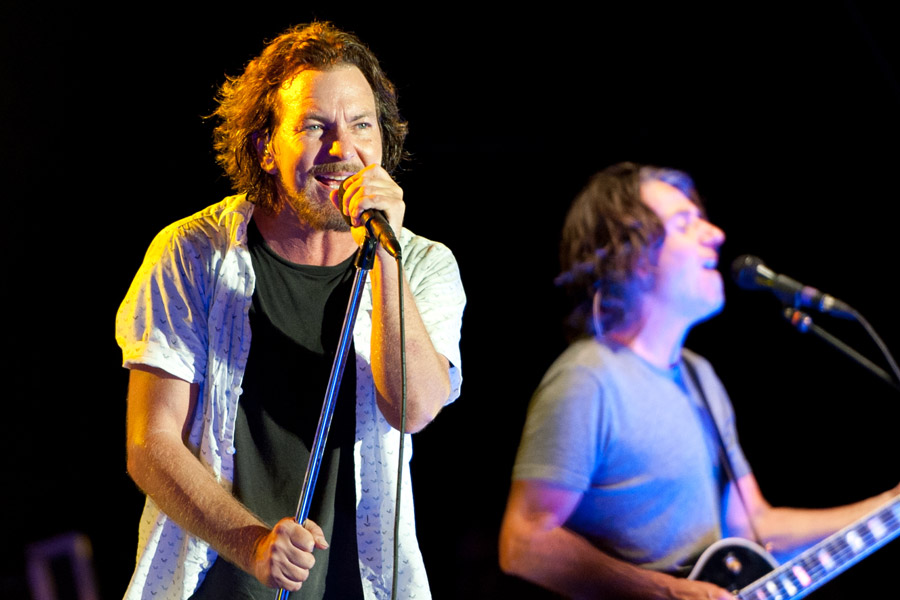 Pearl Jam at Music Midtown