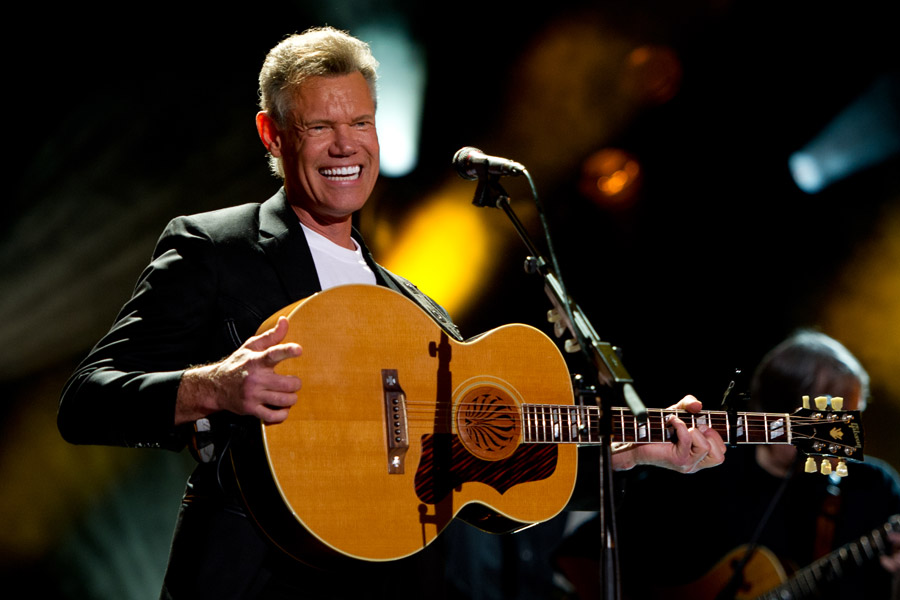 Randy Travis at CMA Festival