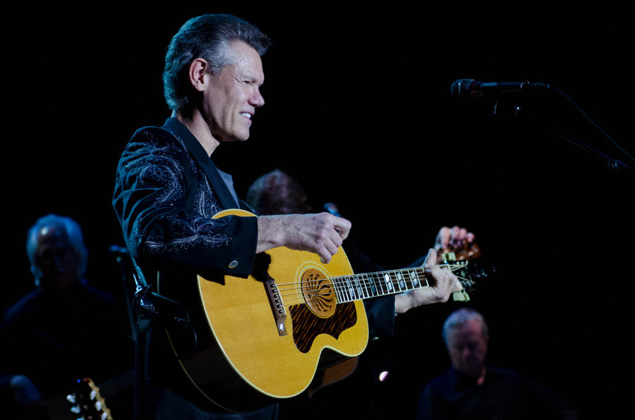 Randy Travis at Toadlick Music Festival