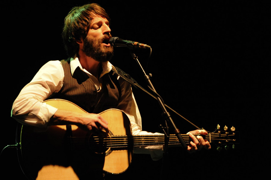 Ray Lamontagne at Cobb Energy Performing Arts Centre