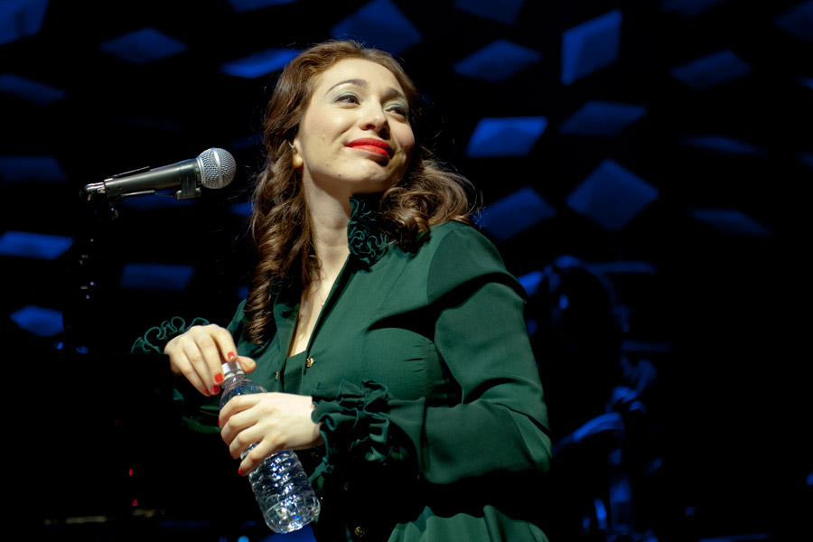 Regina Spektor at The Tabernacle