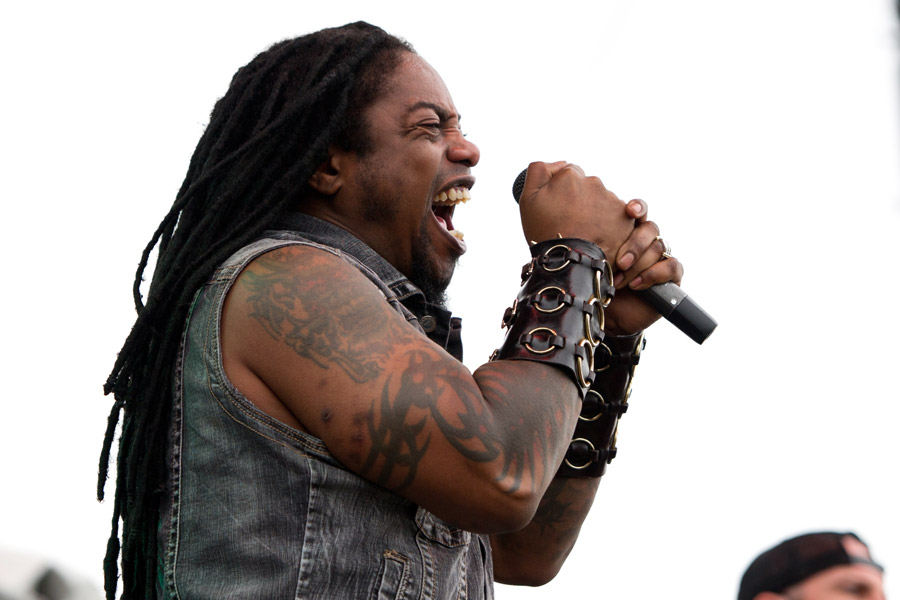 Sevendust at Carolina Rebellion