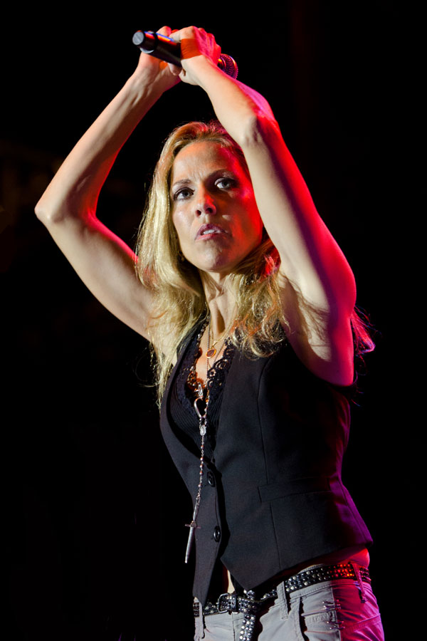Sheryl Crow at BamaJam Music Festival