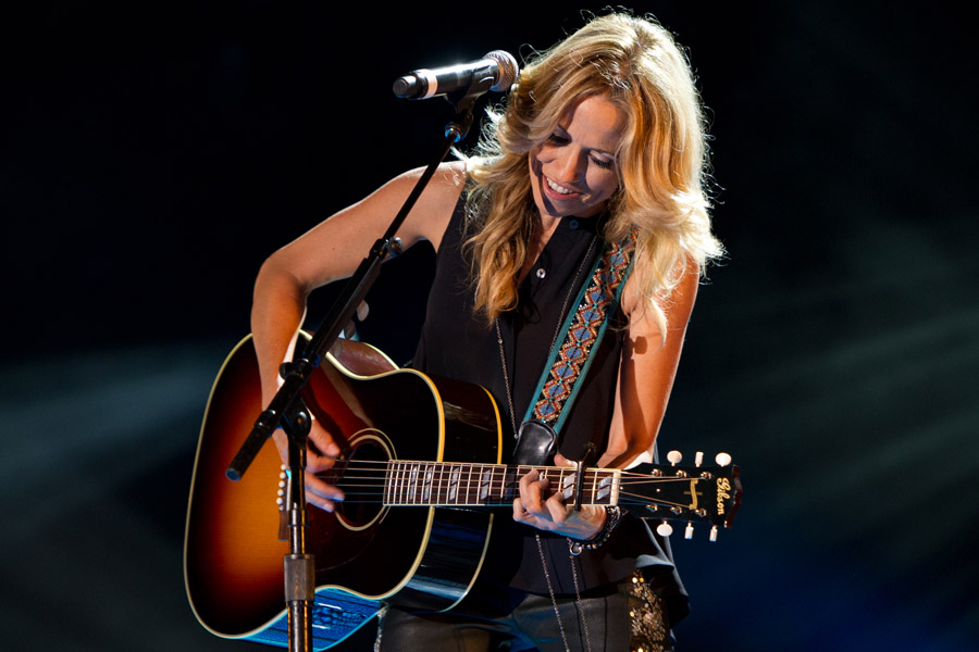 Sheryl Crow at CMA Festival