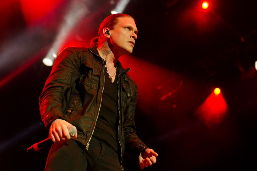 Shinedown at Uproar Festival