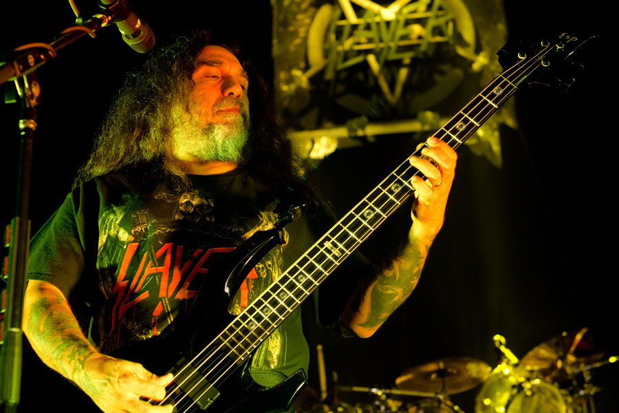 Slayer at Mayhem Festival