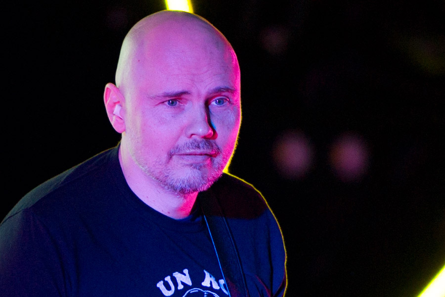 Smashing Pumpkins at Chastain Park Amphitheatre