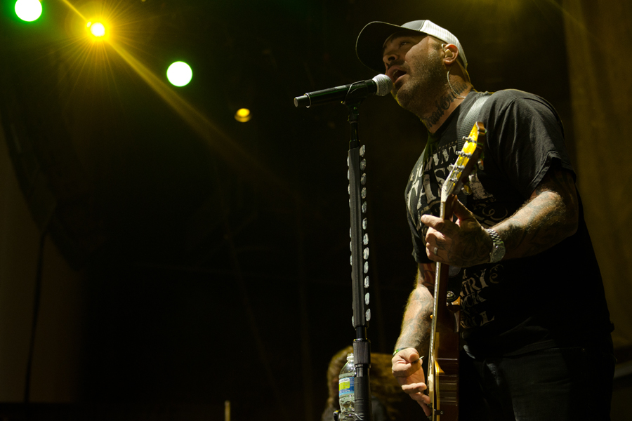 Staind at Uproar Festival