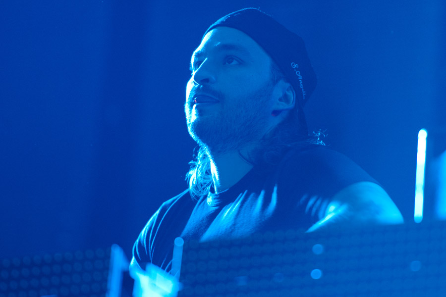 Steve Angello at CounterPoint Festival