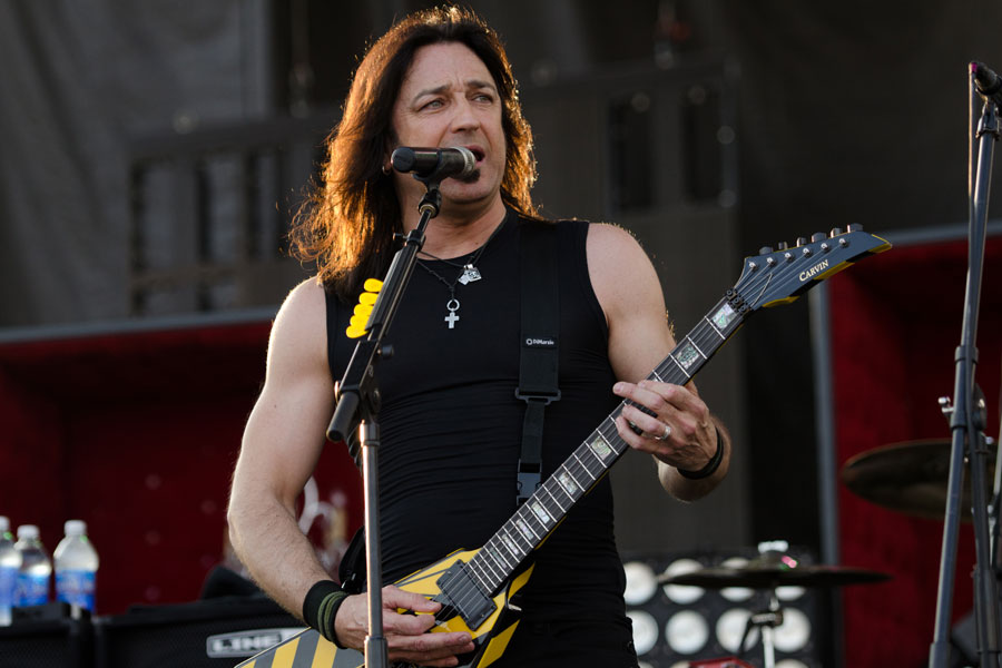 Stryper at BamaJam Music Festival
