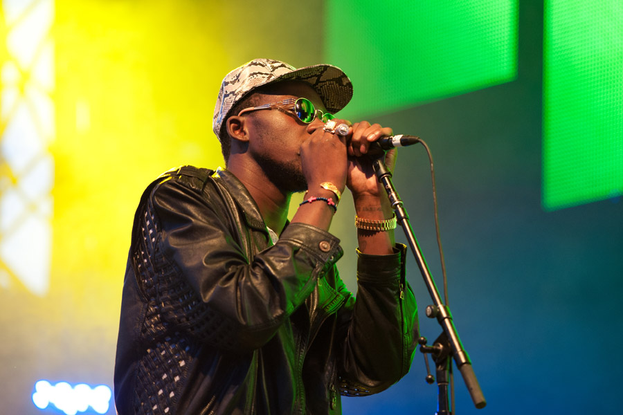Theophilus London at CounterPoint Festival