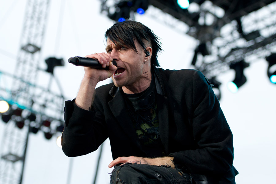 Three Days Grace at Carolina Rebellion